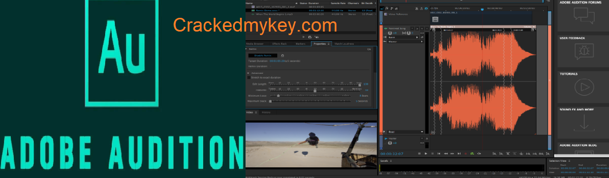 Adobe Audition CC Keygen