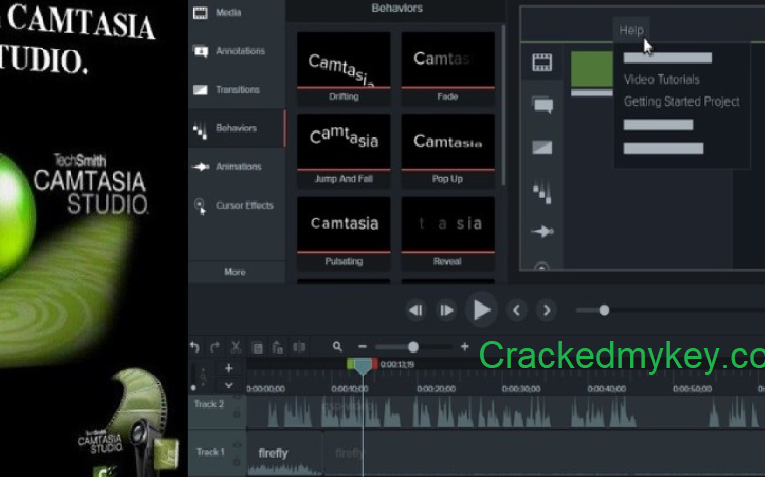 Camtasia Studio 2020.0.18 Crack Final Keygen Full Version Download