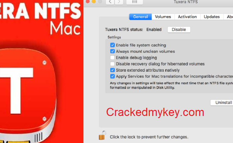 Tuxera NTFS 2020 Crack Full Version Product Key For Mac + Windows