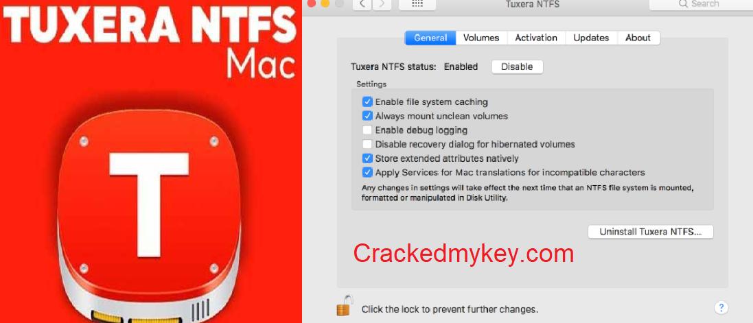 Tuxera NTFS Product Key