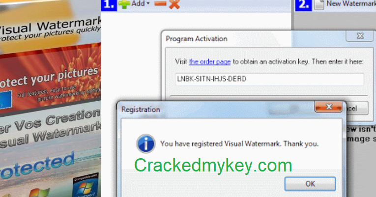 Visual Watermark 5.10 Activation Key Full Crack Download [Mac + PC]