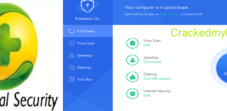 360 Total Security 10.8.0.1296 License key Full Version Crack Download