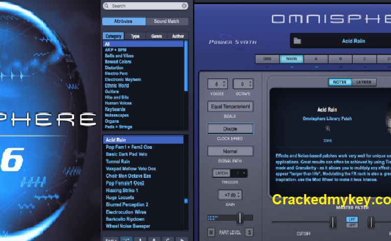 Omnisphere 2.6 Torrent Plus Latest Crack Download Free