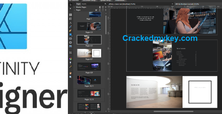 Serif Affinity Designer 1.8.4.650 Full Crack + Keygen Download 2020