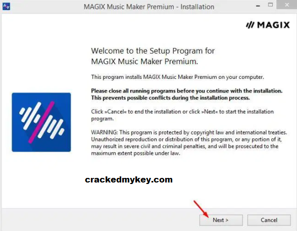 Magix Music Maker Key
