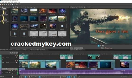 Sony Vegas Pro Key