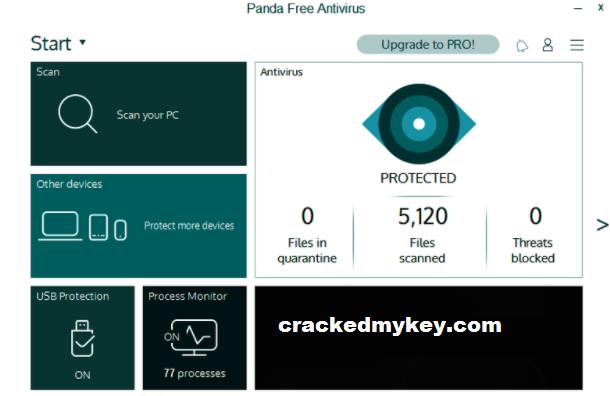 Panda Antivirus Key